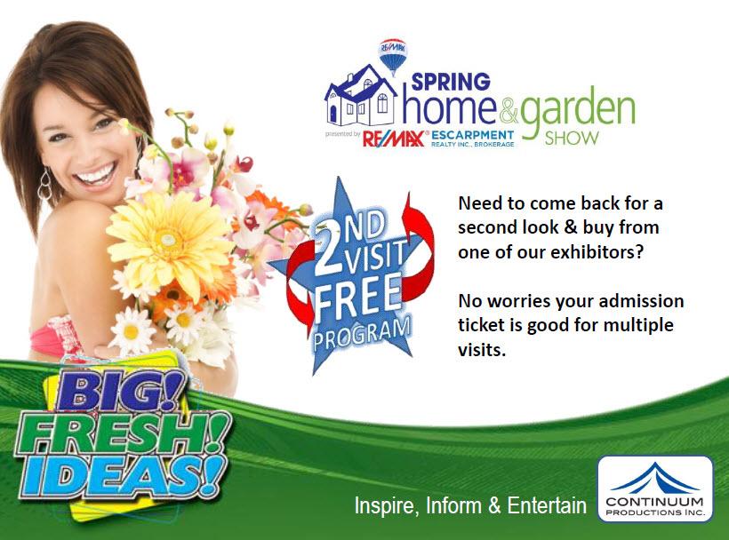 Hamilton Spring Home And Garden Show